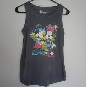 Distressed look Disney Top